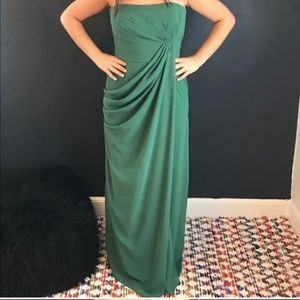 After Six Strapless Formal Dress NWT